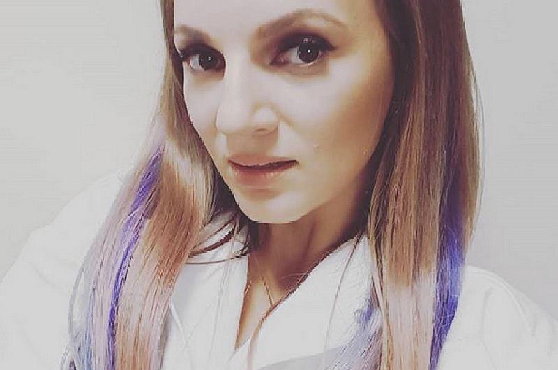 Sarsa zmieniła fryzurę