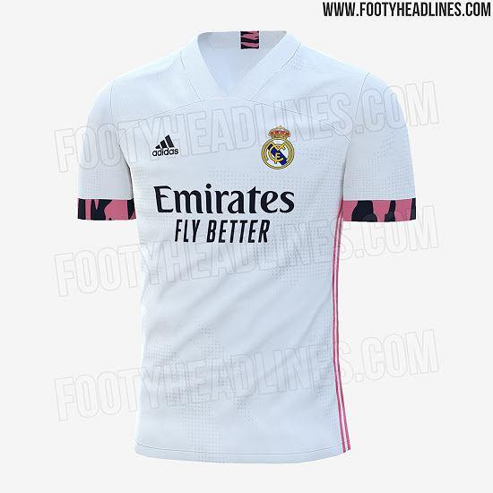 Koszulka Realu na nowy sezon