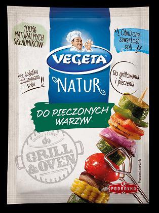 Vegeta Natur do pieczonych warzyw