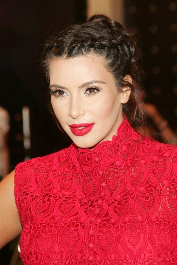 Kim Kardashian w Las Vegas 2013