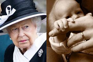Elżbieta II nie pojawi się na chrzcie Archiego