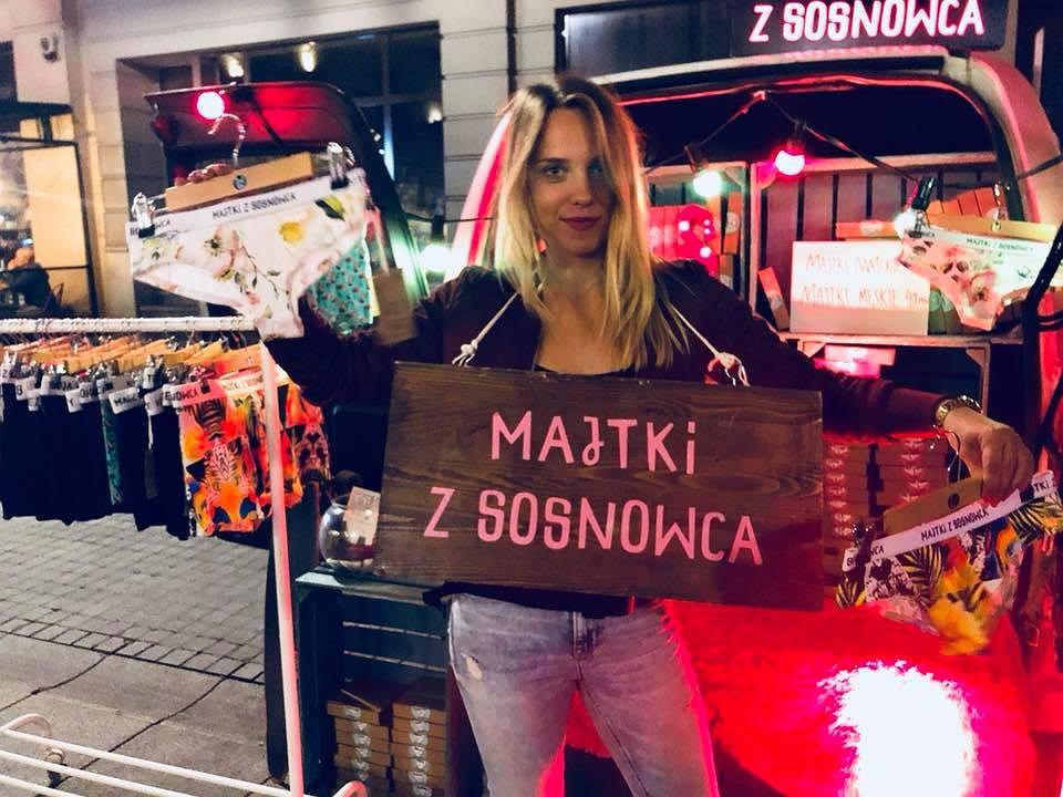 Majtki z Sosnowca