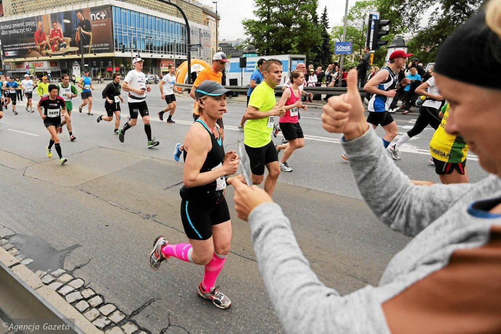 Udział w imprezach biegowych - np. półmaratonach - to dla wielu osób powód do dumy
