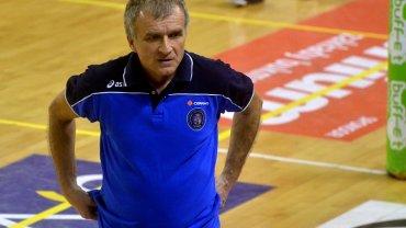 Andrzej Sitkowski, trener RCS Czarni Radom