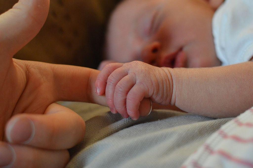 w Polsce mamy baby boom. Brak miejsc na porodówkach / zdjęcie ilustracyjne