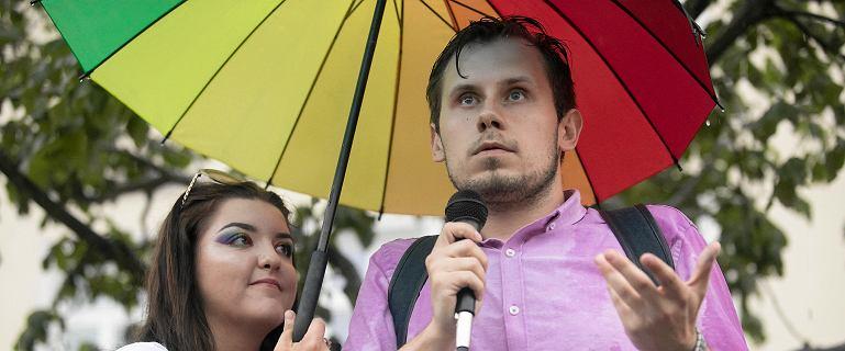 Łukasz Kachnowicz, gej i były ksiądz: wasz ból nie jest większy niż nasz