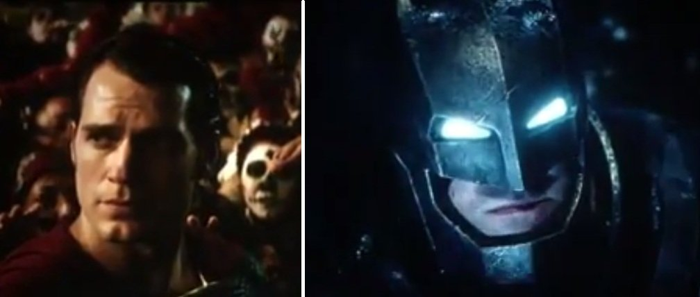 Batman v Superman Dawn of Justice. Trailer filmu wyciekł do sieci