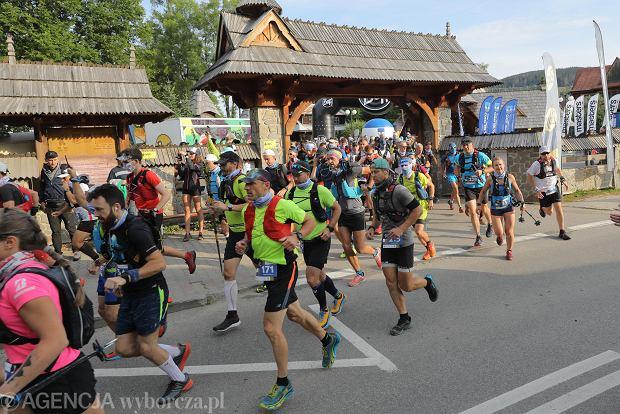 Zdjęcie numer 45 w galerii - Tatra SkyMarathon i Tatra Trail - święto górskich biegaczy w Kościelisku