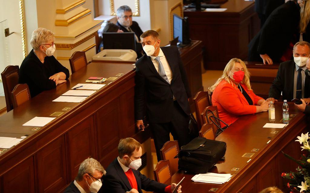 Czeski parlament (zdjęcie ilustracyjne)