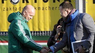 Hennning Berg i Bogusław Leśnodorski