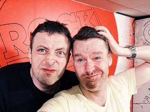 Tymon Tymański i Marek Starybrat
