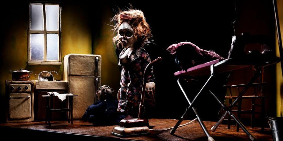 'Dom klaunów' Merlin Puppet Theatre (Grecja)