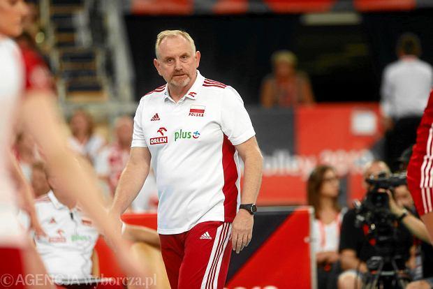 Jacek Nawrocki: Może porażki trochę nas wyprostują