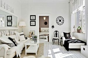 Mieszkanie w stylu skandynawskim: jaką dobrać podłogę?