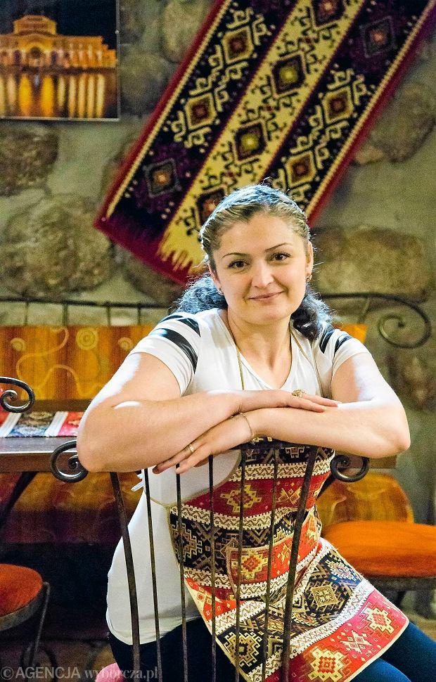 Anush I Jej Smaki Kaukazu Restauracja Z Kuchnią Ormiańską