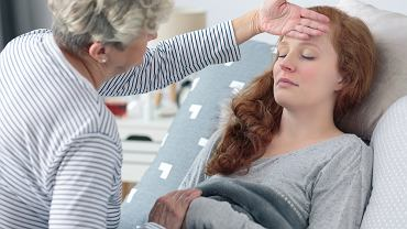 Osłabienie odporności może prowadzić do częstych infekcji