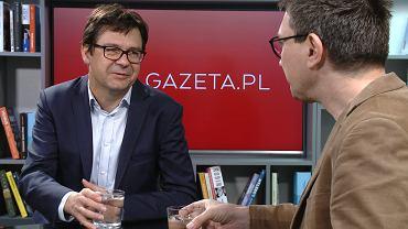 Poranna rozmowa Gazeta.pl - gościem dr Marcin Zaborowski