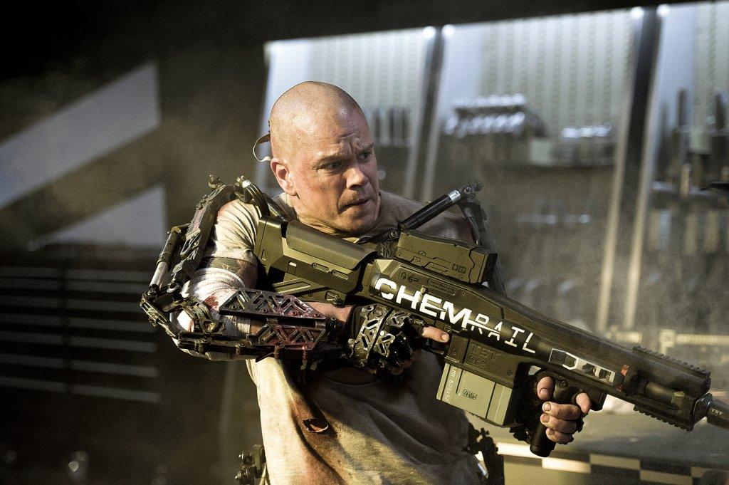 Matt Damon w filmie