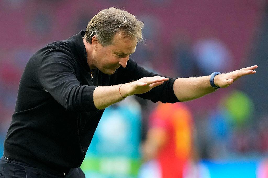 Kasper Hjulmand na Euro 2020