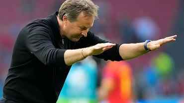 Kasper Hjolmand en la Euro 2020