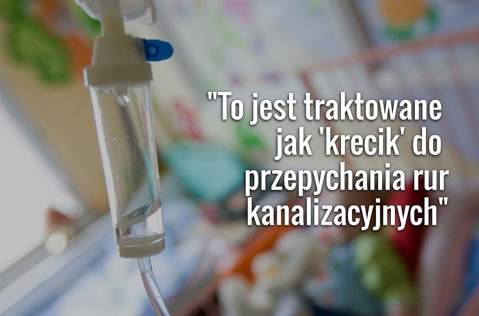 Rzecznik odpowiedzialności zawodowej lekarzy o chelatacji