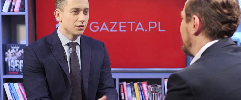 Poranna rozmowa Gazeta.pl z Cezarym Tomczykiem
