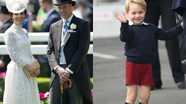Księżna Kate i książę William rozważają posłanie George'a do szkoły z internatem.