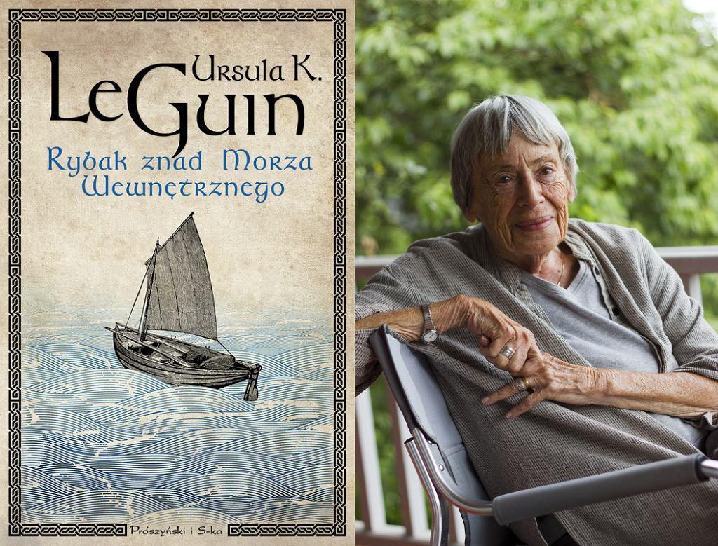 Ursula Le Guin, fot. Euan Monaghan/Structo