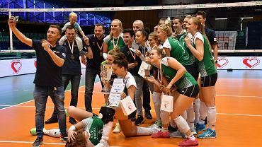 Siatkarki Volley Wrocław wygrały Memoriał Agaty Mróz-Olszewskiej