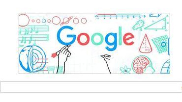 Google Doodle na Dzień Edukacji Narodowej