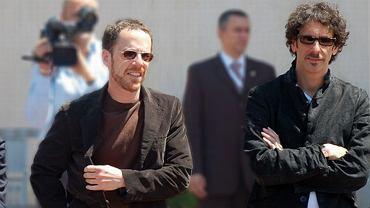 Bracia Coen na festiwalu filmowym w Cannes w 2007 roku