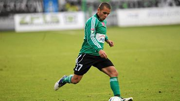 Raul Gonzalez w barwach GKS-u Bełchatów
