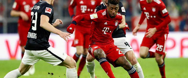 Bayern Monachium odetchnął. Kingsley Coman przeszedł badania