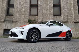 Opinie Moto.pl: Toyota GT86 - coupe w starym stylu