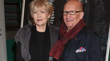 Wojciech Pszoniak i jego żona Barbara żyli razem ponad 40 lat. Zeswatała ich Danuta Rinn, a wybranka aktora była wtedy mężatką