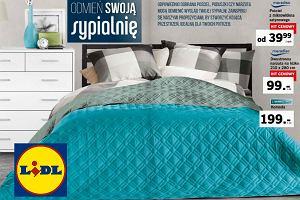 Odmień swoją sypialnię - oferta Lidla