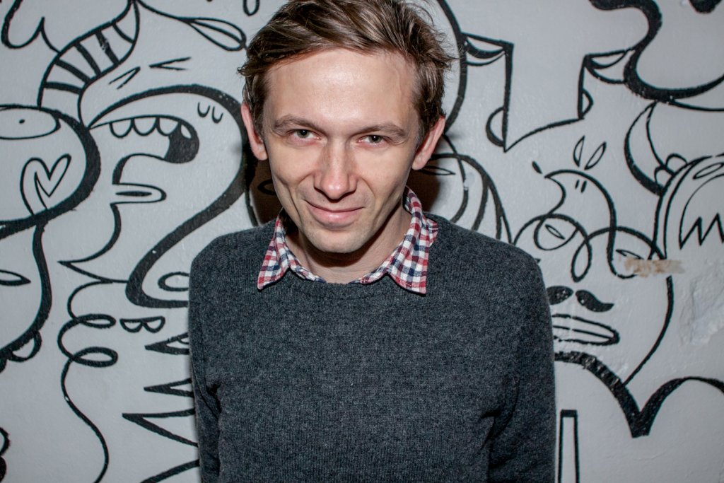 Rene Wawrzkiewicz poprowadzi warsztaty na urodzinach Centrum Designu / materiały prasowe