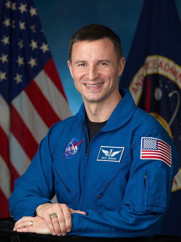 Andrew R. (Drew) Morgan, NASA astronaut candidate class of 2013.