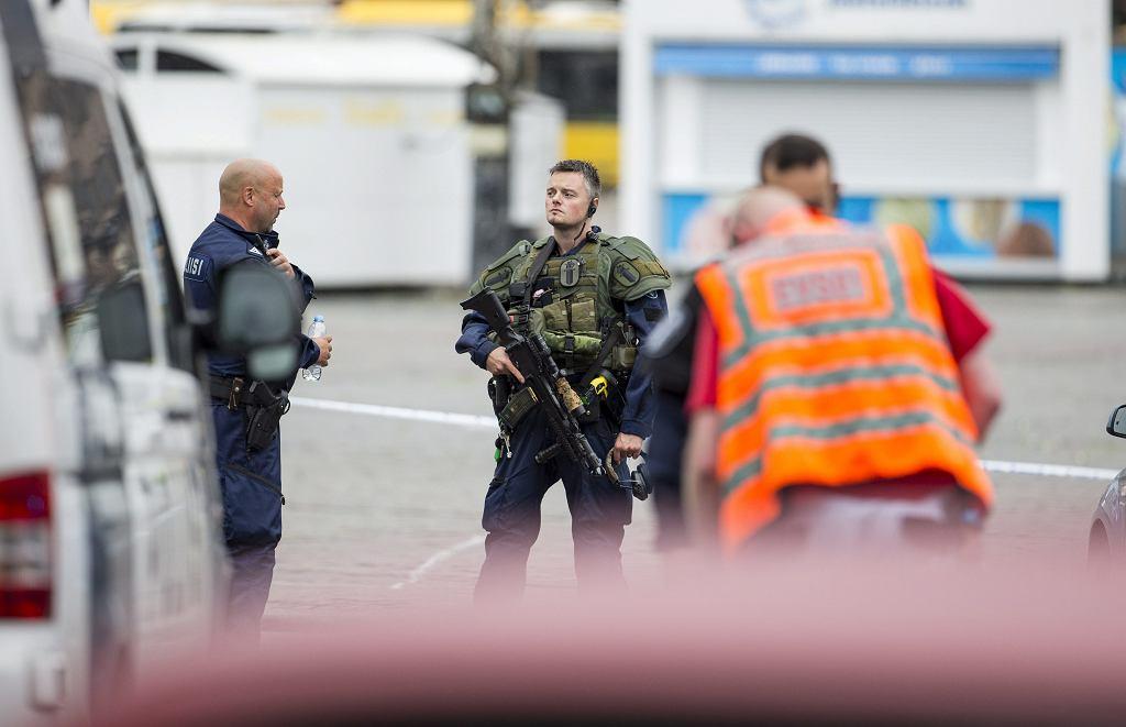 W piątek nożownik zaatakował w Turku