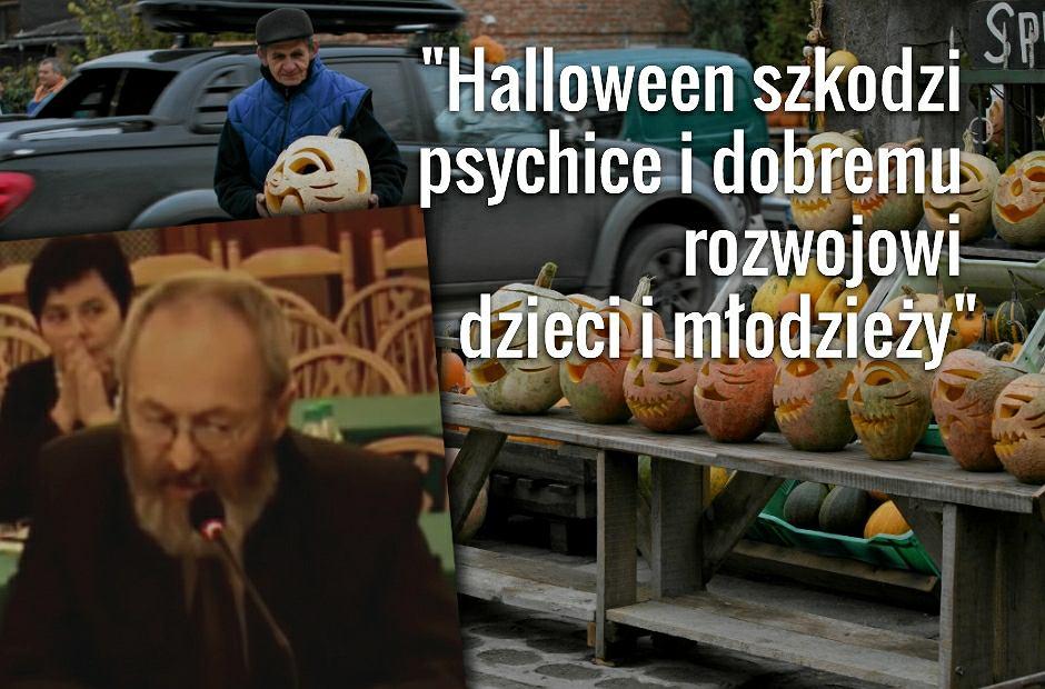 Radny Krzysztof Misiak