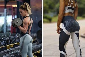 Trening pośladków na siłowni