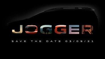 Grafika promująca Dacie Jogger
