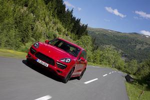 Porsche Cayenne GTS - Test   Pierwsza jazda