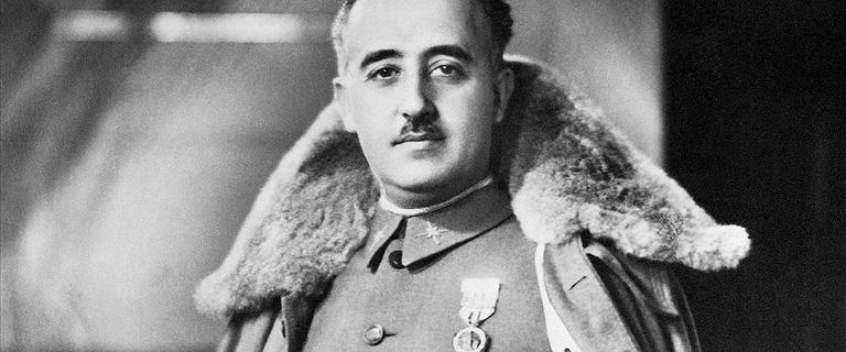 Hiszpański dziennik ujawnił testament Francisca Franco