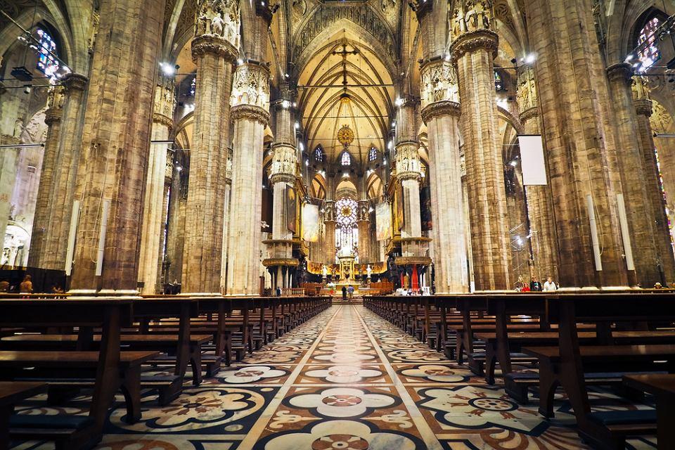 Apostazja jest świadomym wystąpieniem z Kościoła. Zdjęcie ilustracyjne