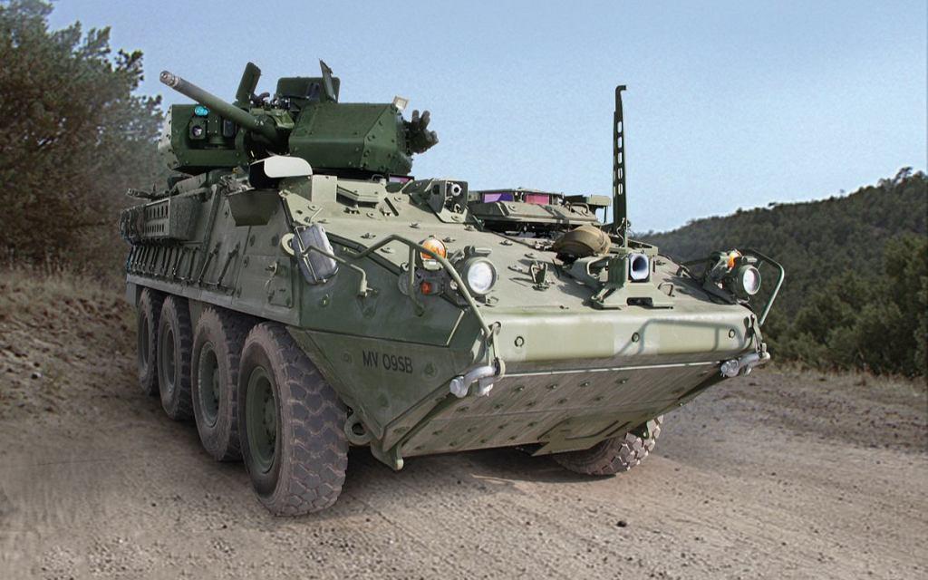 ICV Stryker