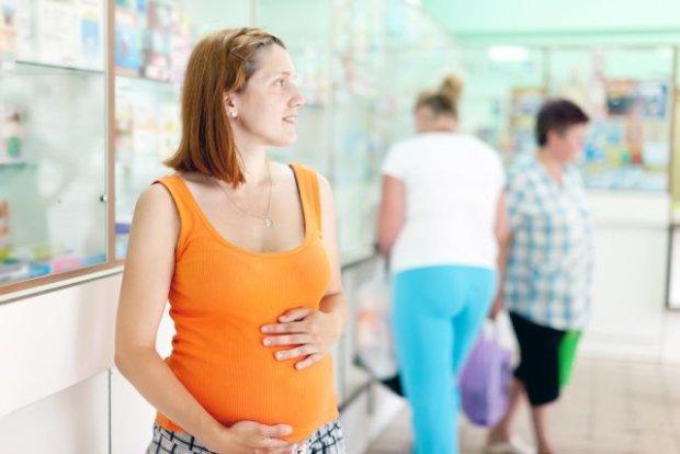"""Przepuść kobietę w ciąży, nie każ jej stać w kolejce. Uprzejmość nie boli! [AKCJA """"KOLEJKOWA REWOLUCJA""""]"""