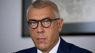 Roman Giertych, znany adwokat, były wicepremier. Na celownik wzięli go agenci CBA i poznańska prokuratura