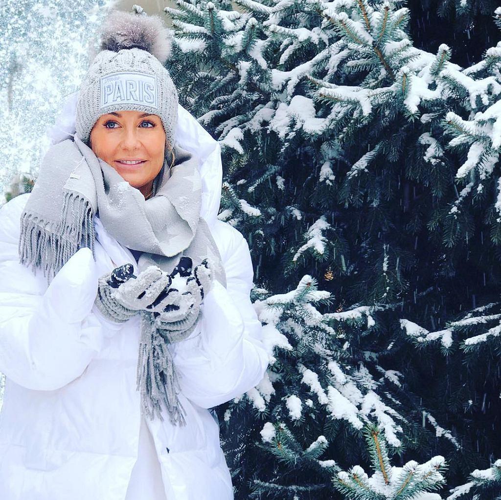 Zimowa Małgorzata Rozenek
