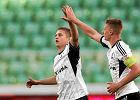 Legia bliżej awansu. Cenne zwycięstwo w Łoweczu